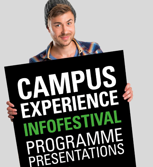 Visit the Open Days University of Twente